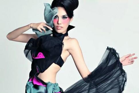 Lan Khuê dự Asian Fashion Award