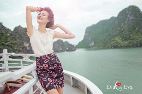 Lãng mạn với 'Romantic Holiday' của Eva de Eva