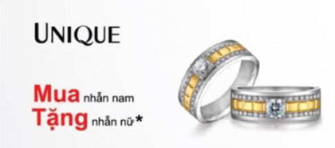 Lễ hội nhẫn cưới tại Thế giới kim cương