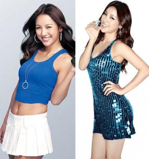 Lee Hyori lo lắng vì bị cấm mặc váy siêu ngắn