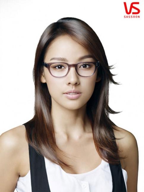 Lee Hyori thử 4 kiểu tóc mùa xuân