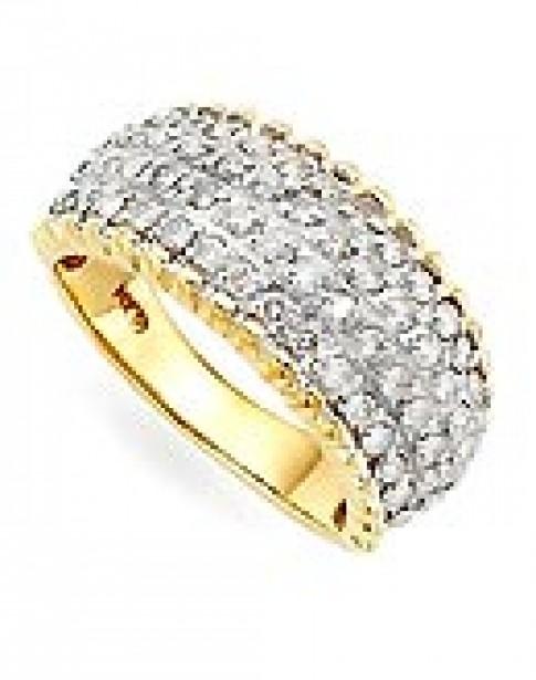 Lịch lãm nhẫn kim cương