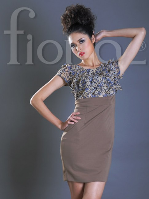 Lịch lãm và quyến rũ với thời trang Fiona