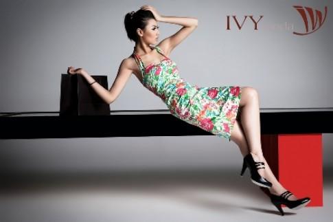 Lịch lãm với 'Floral Summer' của IVY