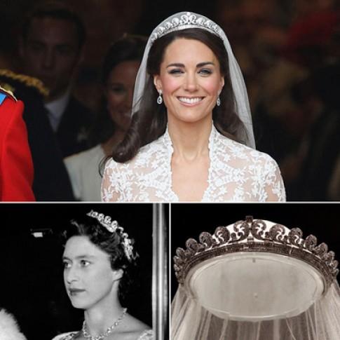 Lịch sử những món trang sức xa xỉ của Công nương Anh