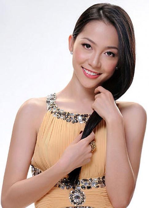 Linh Nga múa mừng 'Tuần lễ thời trang Việt'