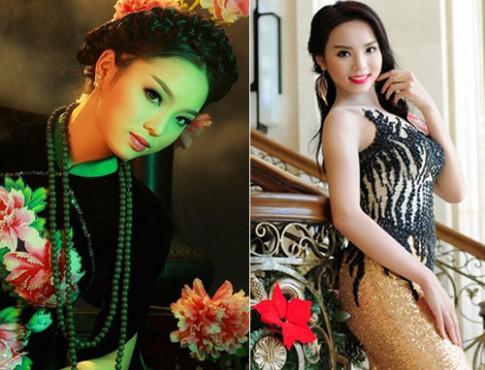 Lỗi làm đẹp của Hoa hậu Kỳ Duyên