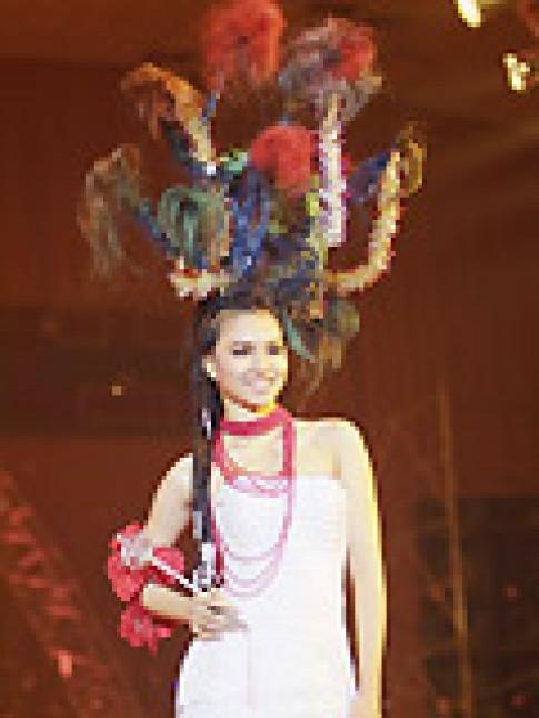 Lương Quốc Trí đoạt giải nhất cuộc thi tạo mẫu tóc