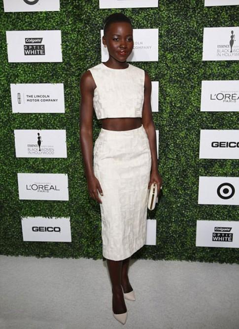 Lupita Nyong'o mặc đẹp nhất tuần