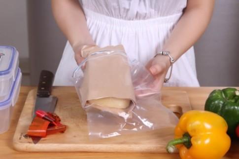 Mách chị em những bí quyết lưu trữ thực phẩm cực hữu ích
