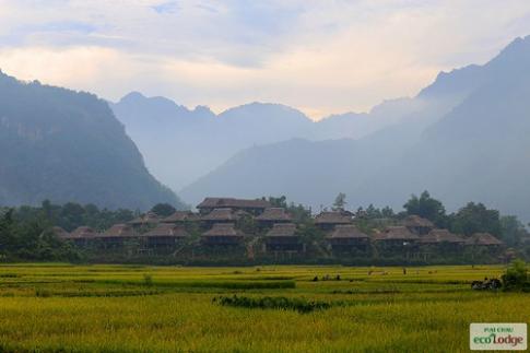 Mai Châu Ecolodge giúp du khách giao hòa với thiên nhiên