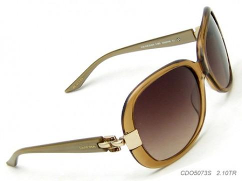 Mắt kính phong cách Celine Dion