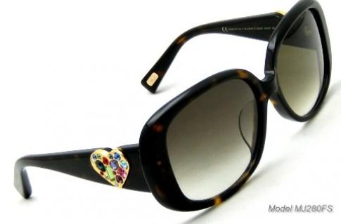 Mắt kính phong cách Marc Jacobs