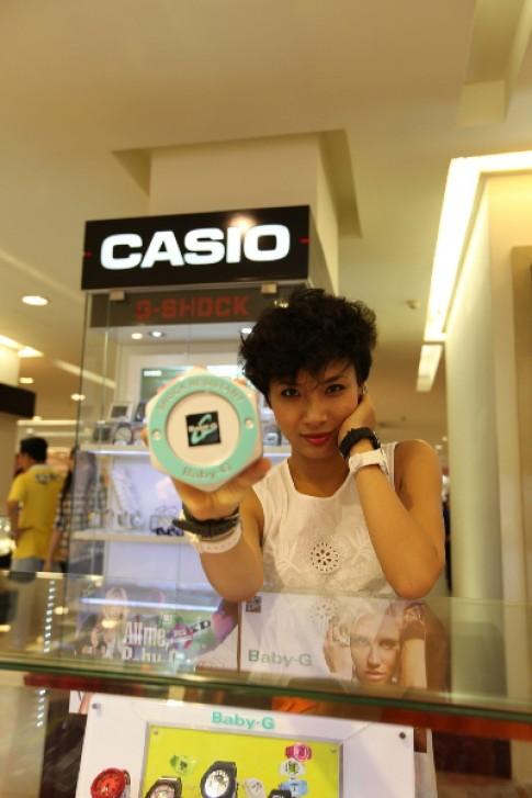 MC Thùy Minh: 'Đồng hồ luôn là niềm đam mê'