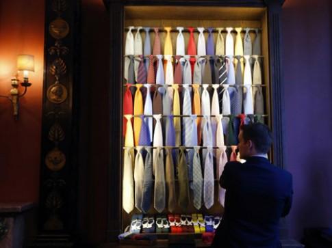 Mẹo chọn cà vạt giúp phái mạnh nổi bật