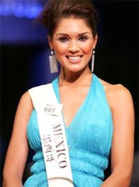 Mexico đoạt danh hiệu Hoa hậu thời trang