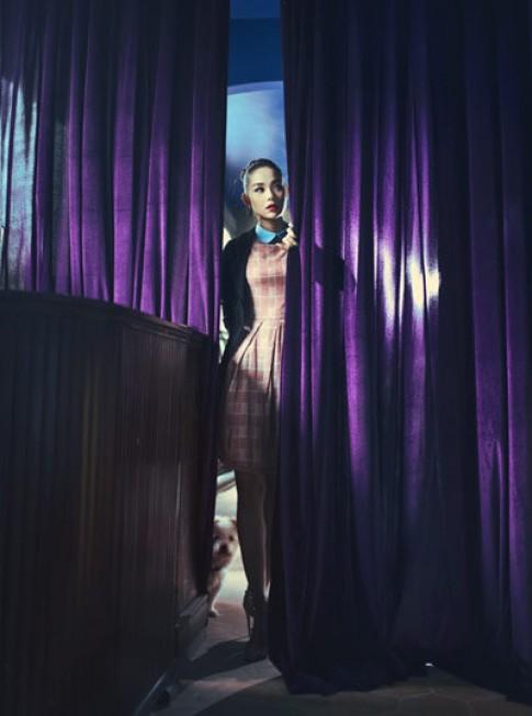 Minh Hằng 'lột xác' trong bộ ảnh thời trang