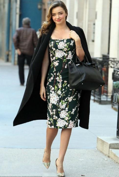 Miranda Kerr mặc đẹp nhất tuần