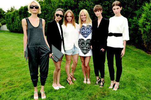 Một số thiết kế của Gwyneth Paltrow và Stella McCartney