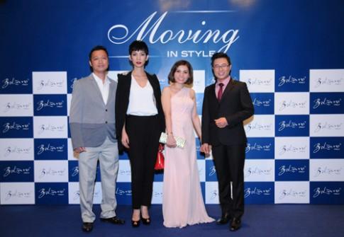 'Moving in style' - tiệc thời trang của doanh nhân