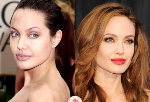 Mỹ nhân Hollywood xinh tươi khi đổi dáng lông mày