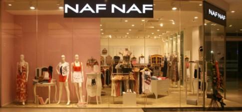 NafNaf Paris khai trương cửa hàng mới tại Hà Nội