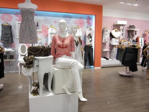 NafNaf Paris khai trương cửa hàng thứ 3