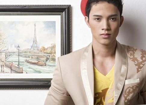 Nam siêu mẫu 2010 khoe vẻ thanh lịch