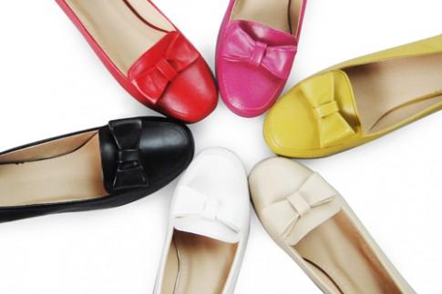 Nâng niu đôi chân với giày của Miski