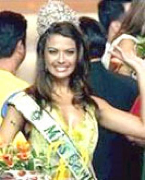 Người đẹp Brazil đăng quang Hoa hậu Trái đất