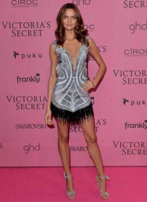 Người đẹp khoe vẻ gợi cảm trong tiệc của Victoria's Secret (2)