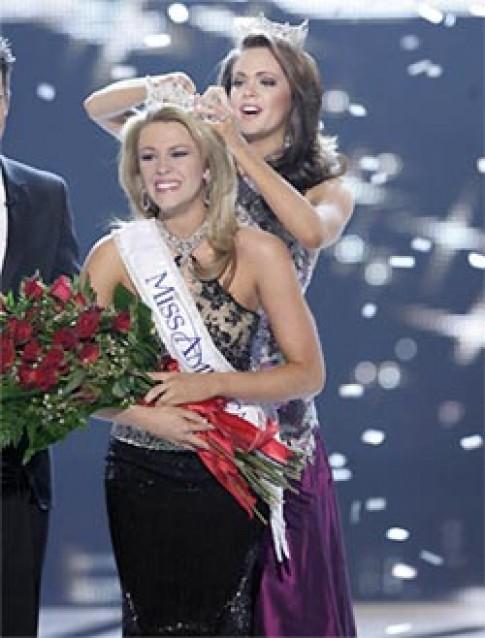 Người đẹp Oklahoma đăng quang Hoa hậu Mỹ