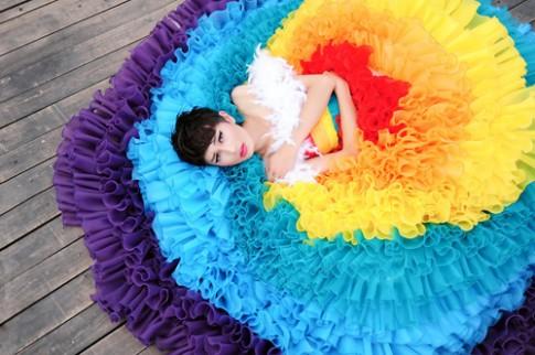 Người đồng tính diễn thời trang tại Hà Nội