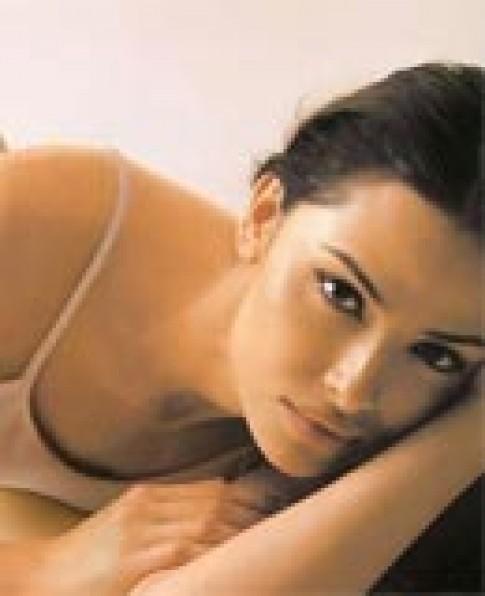 Người mẫu Almudena Fernandez