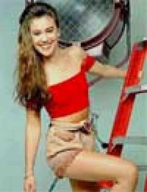 Người mẫu Alyssa Milano