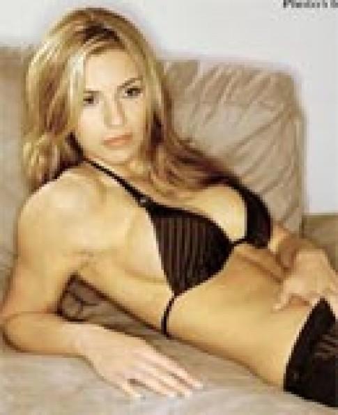 Người mẫu Christina Lindley