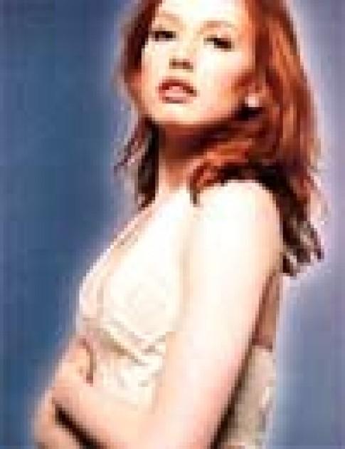 Người mẫu - diễn viên Alicia Witt