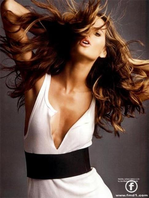 Người mẫu Izabel Goulart