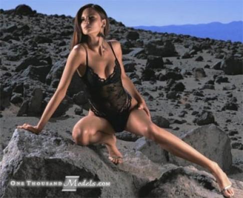 Người mẫu Jennifer Lamiraqui