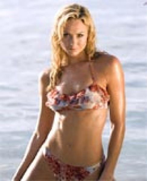 Người mẫu Stacy Keibler