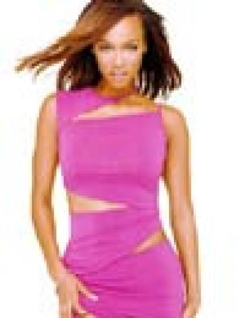Người mẫu Tyra Banks