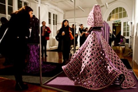 Nguyễn Công Trí và 'cái duyên' với London Fashion Week