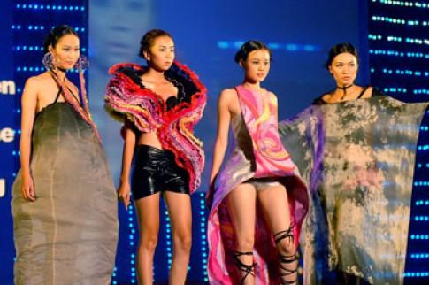 Nguyễn Trọng Hoàng đoạt giải nhất thiết kế thời trang