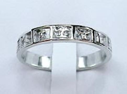 Nhẫn cưới giản dị