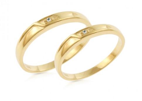 Nhẫn cưới phong cách hiện đại - Goodman