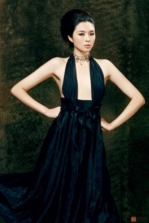 Nhan sắc 10 người mẫu xuất sắc Trung Quốc 2012