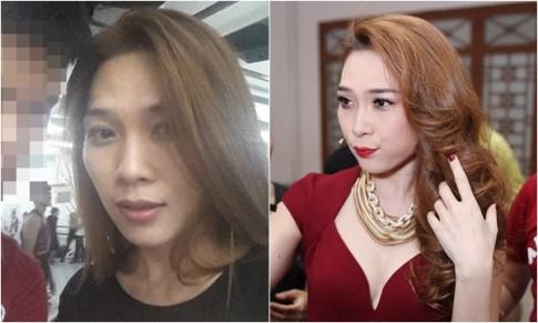 'Nhan sắc thật' của mỹ nhân Việt sau lớp trang điểm và photoshop