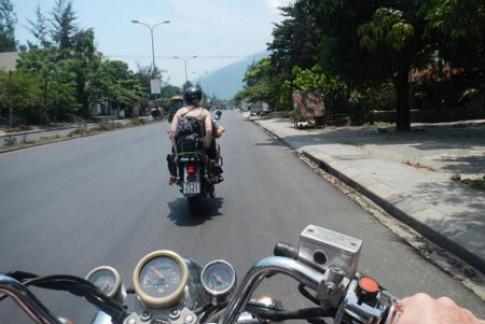 Nhật kí của khách tây khi phượt xe máy ở Việt Nam