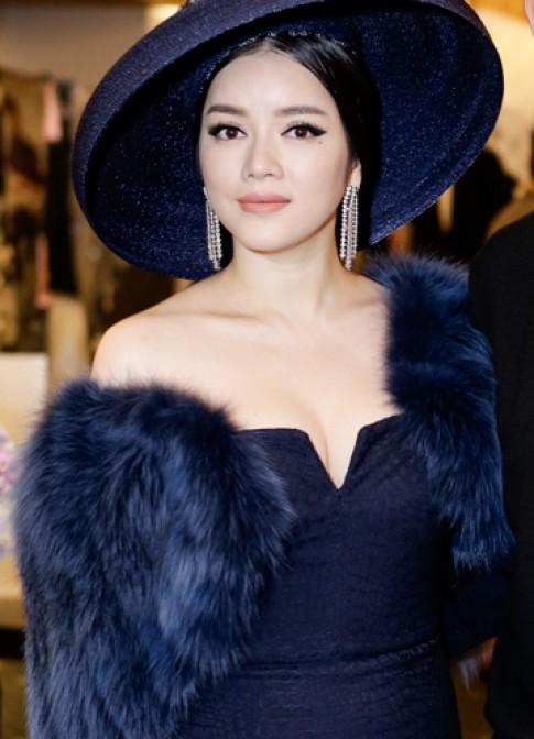 Nhiều mỹ nhân Việt tạo sức hút bằng đôi mắt viền đậm