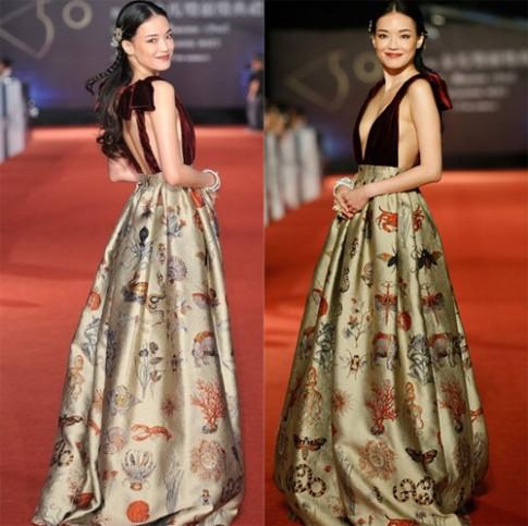 Nhiều sao châu Á vào top mặc đẹp